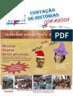Projeto Historia Com Musica Oficial