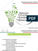 La Innovación y Su Entorno