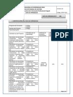 Guía de Aprendizaje Nivel III Ingles 2016-1-1