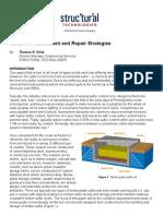 Sulfur Pit Assessment and Repair Strategies