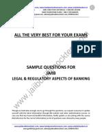 Sample Questions - LRAB