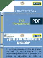 URL - FT - S - Ejes Transversales