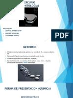Mercurio Materiales Dentales II