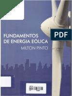 Milton De Oliveira Pinto - Fundamentos De Energia Eólica.pdf
