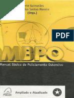 MBPO-Manual Básico de Policiamento Ostensivo
