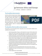 EuroAfrica Interconnetcor SUMMARY and BENEFITS