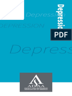 Depression ADAA Brochure 2016