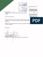 Informe de ingresos y egresos de la campaña del No a la revocatoria - JNE