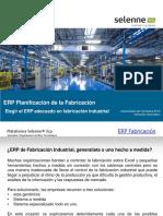 Erp Fabricacion Industrial