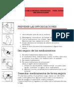 medidas preventivas opiáceos