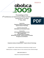 Proceedings EC Robotica2009