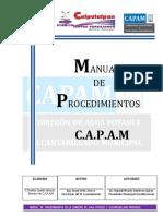 Manual de Procedimientos CAPAM 2017-2021 Definitivo