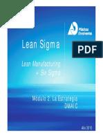 Lean Sigma Módulo 2