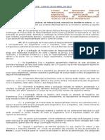 LEI N° 1.586 DE 30 DE ABRIL DE 2013