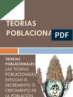 Teorias Poblacionales m