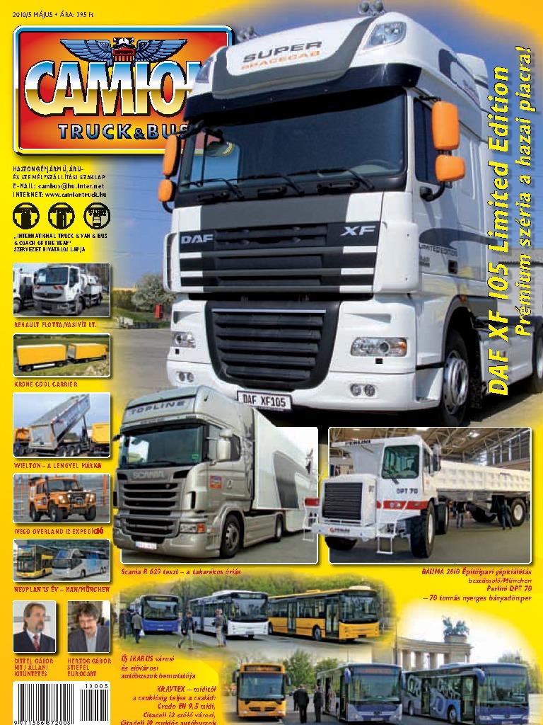2010 05 Camion Truck   Bus Magazin d2c4d633ab