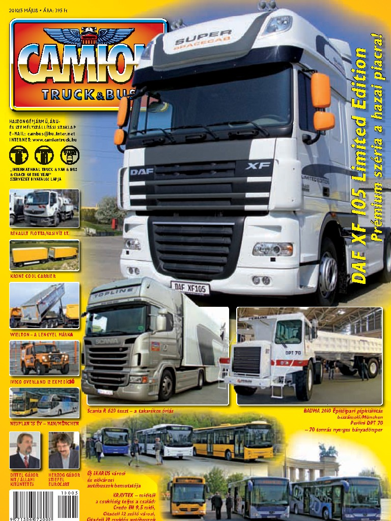 2010 05 Camion Truck   Bus Magazin 27435bbf5f