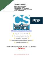Apostila de Direito Administrativo Esquematizado.pdf