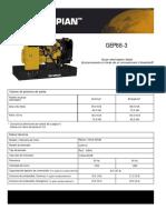 Ficha Olympian Generadordiesel GEP88-3P en 3