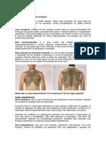 Resumo da semiologia do aparelho  respiratório