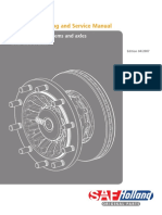 SAF-HOLLAND Air Suspension Systems and Axles With Disc Brakes en-De