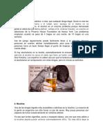 10 Drogas Legales y Inlegales
