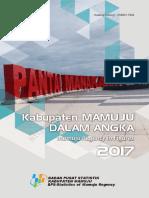 Kabupaten Mamuju Dalam Angka 2017