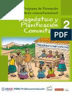 Diagnóstico y Planificación Comunitaria - Asociación Los Andes de ...
