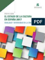2017 - El Estado de La Cultura en España
