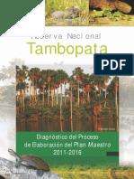Pm Rn Tambopata 2011-2016