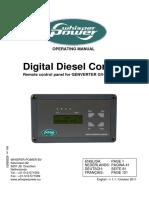 User Manual DDC GV4 and GV7i