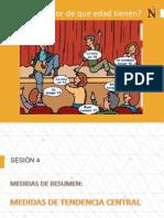 SESIÃ-N 4- TENDENCIA CENTRAL - sin video.pptx