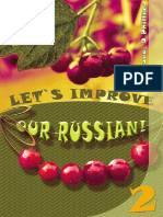 Volkova N.  Lets Improve Our Russian 2