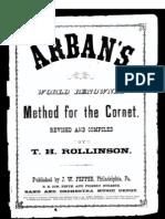 Arban's Trumpet Book