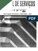 Manual de Serviço Si 2007-BR