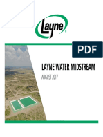 Layne Water Midstream Presentation