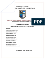 Planeamiento Estrategico en Mineria Practica Calificada n 01