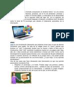 herramientas informaticas educativas
