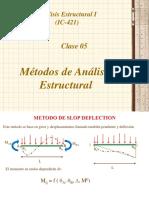 CLASE 5ta Método de Slope Deflection.pdf