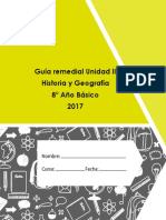 Guía Remedial Unidad II