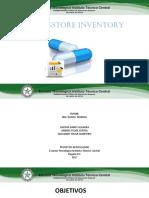 DrugstoreInventory ETITC