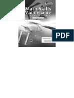 Math Skills Workbook