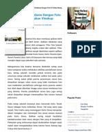 Cara Membuat Database Dengan Foto Di Folder Menggunakan Vlookup Thinking and Action