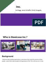 business portfolio steelcase inc