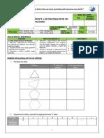 Prueba de verificación N°3. Diagonales de un polígono