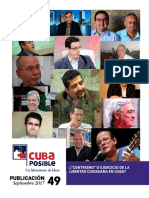 Cuaderno 49 CubaPosible