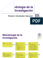 Summary , Hernandez Sampieri