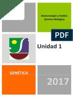 Unidad 1 Genetica