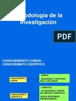 Metodologia Investigacion Powerpoint