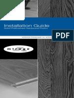 En Mirage Classic Installation Guide